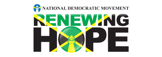 The National Democratic Movement: Renewing Hope!