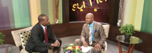 NDM President Peter Townsend on CVM At Sunrise